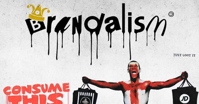 Brandalism: İngiltere'de Reklam Vandalizmi