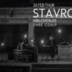Stavroz 26 Şubat Perşembe Kloster'da
