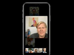 WWDC 18 Etkinliği - FaceTime